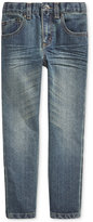 Epic Threads Little Boys' Slim Straight Jeans, Only at Macy's