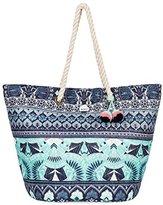 Roxy Sun Seeker Tote Beach Bag