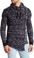 Ron Tomson Cowl Neck Salt and Pepper Pullover