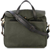 Filson Original briefcase - men - Cotton/Leather - One Size