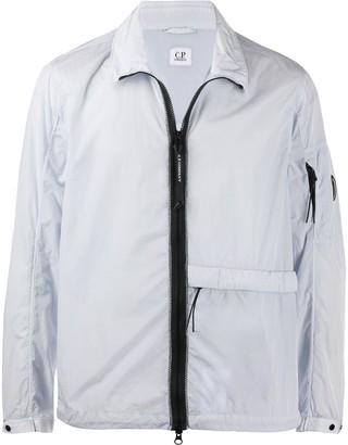 C.P. Company Arm Lens zip-pocket jacket