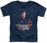 Trevco Top Gun Drama Action Thriller Movie Wingman Goose Little Boys Toddler T-Shirt