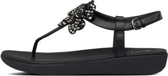 FitFlop Tia Corsage Back-Strap Sandals