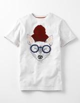 Boden Beanie Fox