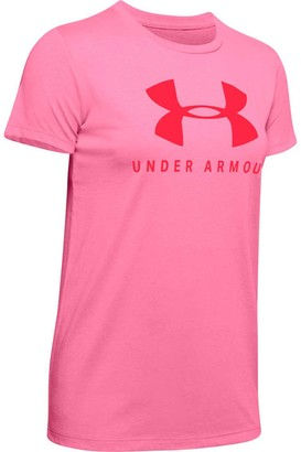 Under Armour Womens Graphic Sportstyle Classic Tee