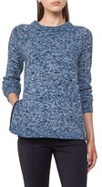 Akris Punto Women's Cotton Blend Knit Pullover