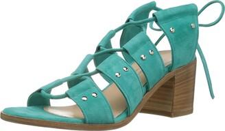 Charles David Women's Birch Gladiator Sandal Turquoise 7 M US