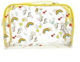 Forever 21 Unicorn Rainbow Makeup Bag