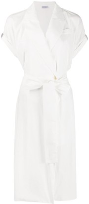 Brunello Cucinelli Knee-Length Shirt Dress