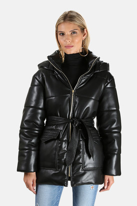 Nanushka Lenox Puffer Jacket