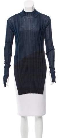 Celine Silk Knit Sweater