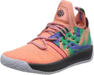 adidas Harden Vol. 2 J Boy's Basketball Shoes