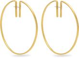 FAY ANDRADA Rako brass earrings