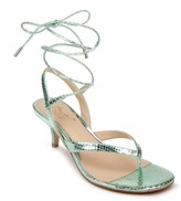 Badgley Mischka Nolin Lace-Up Sandal
