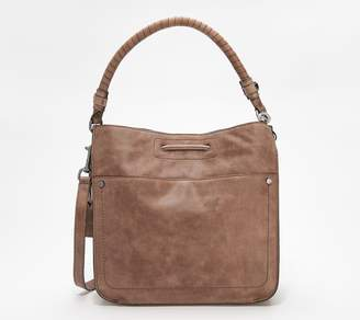 Frye Leather Demi Hobo Bag