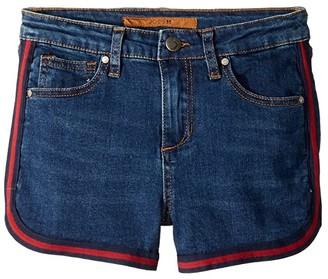Joe's Jeans The Charlie Shorts (Little Kids/Big Kids) (Blue Jay) Girl's Shorts