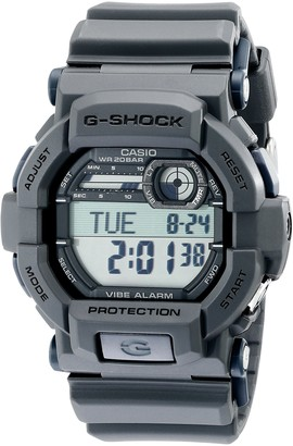 Casio G-Shock Quartz Watch with Resin Strap Grey 18 (Model: GD350-8)