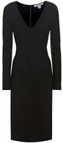 Diane von Furstenberg Milena stretch-crêpe dress