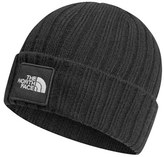The North Face Men's Logo Boxed Cuffed Beanie - Black
