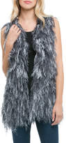 Elan International Shaggy Vest