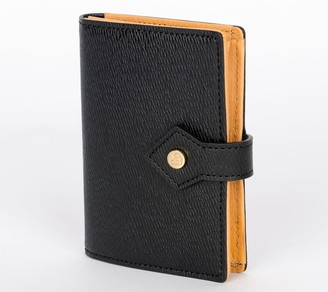 HR NY Leather Snap Card Case - Snappy
