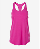 Express pink EXP core relaxed tank