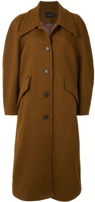 Low Classic Oversize Wool Coat