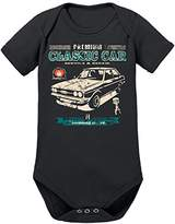 Touchlines Baby Classic Car Baureihe B1 Youngtimer Bodysuit,80 (EU)