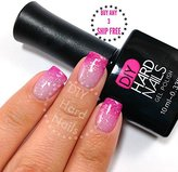 IBD Temperature Color Changing UV Soak Off Gel Nail Polish - Pink Frost- Professional Grade - Requires UV or LED Nail Lamp - BONUS Downloadable at Home Gel Nail eGuide Included
