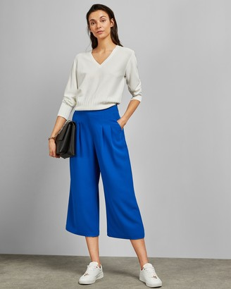 Ted Baker ZETTAH Pleated culottes