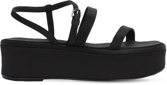 The Row 50mm Satin Sandals