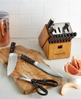 Calphalon Classic SharpIN Self Sharpening 15-Pc. Cutlery Set