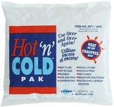 N. Lifoam 4971 Hot 'n Cold Reusable Ice Pack, 26 ounce