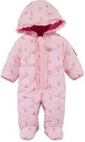 U.S. Polo Assn. Girls Heavyweight Snow Suit-Baby
