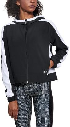 Under Armour Women's UA Storm Woven Full Zip Jacket