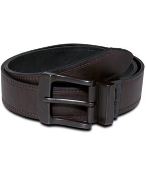 Levi's Men's Big & Tall Reversible Leather Belt