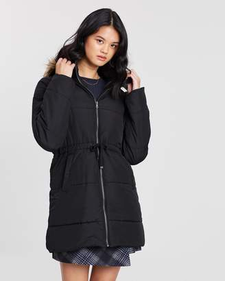 All About Eve Hitch Hike Puffer Jacket