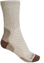 Bridgedale CoolMax® Comfort Trail Socks - Crew, Medium Cushion (For Women)