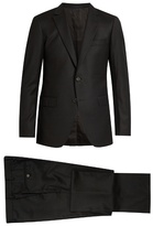 Lanvin Attitude-fit Drop 8 Wool-blend Suit