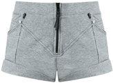 Andrea Bogosian - track shorts - women - Cotton/Polyester - M