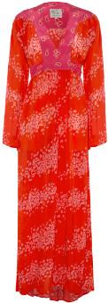Primrose Park Star Paisley/Leo Galaxy Ophelia Dress - S/M