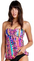 Seafolly Mexican Summer C/D Trapeze Tankini Separate