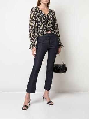 Cinq à Sept Kimberly floral blouse