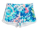 Girl's Lilly Pulitzer Little Chrissy Shorts