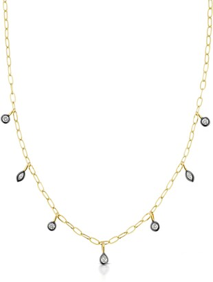 Sorellina Diamond Pendant Necklace