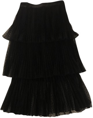Intermix Black Skirt for Women