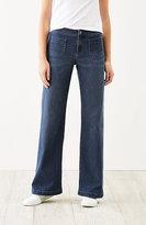 J. Jill Full-Leg Jeans