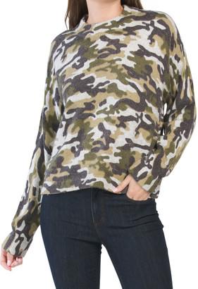 Camo Sweater