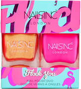 Nails Inc. nails inc. Trend Duo Flock You Nail Polish Duo 2 x 14ml