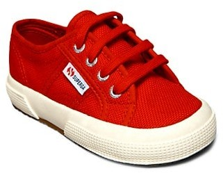 Superga Baby's Kid's Cotton Lace-Up Sneakers